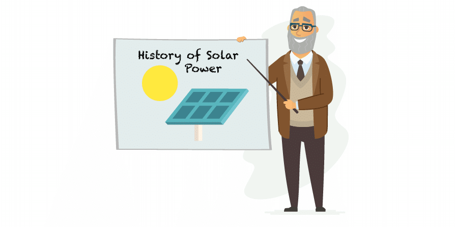 A Brief History Of Solar Power Timeline Amp Today Endless
